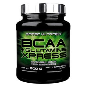 Scitec Nutrition BCAA + Glutamine Xpress - 600g - Bubble Gum