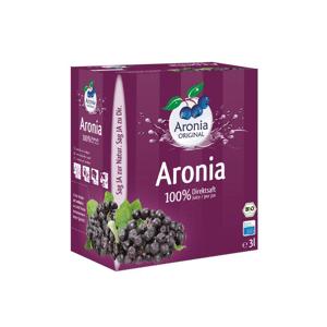 Aronia Original Aroniasaft 100% Direktsaft bio (3000ml)