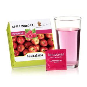 NutraLinea Apple Vinegar - 36 Brausetabletten - Himbeere