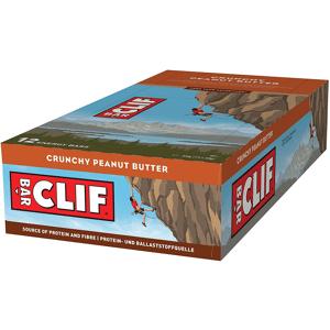 Clif Bar - 12 x 68g - Crunchy Peanut Butter