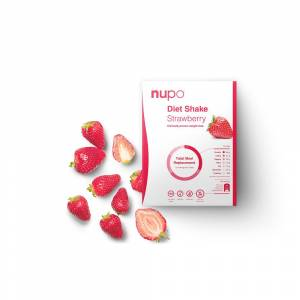 nupo Diet Shake Value Pack - 42x32g - Strawberry