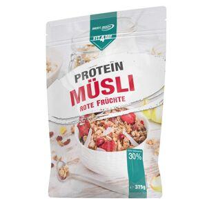 Fit4Day Protein Müesli - 6x375g - Rote Früchte