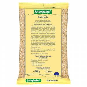 Seitenbacher Haferkleie (500g)