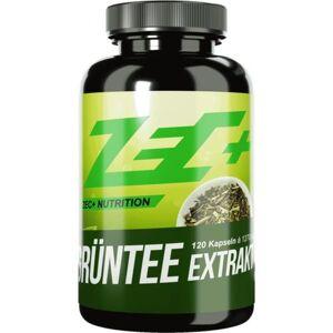 Zec Plus Nutrition Grüntee Extrakt (120 Kapseln)