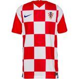 Nike Kroatien 2021 Heim Trikot Kinder white-university red-bright blue 140