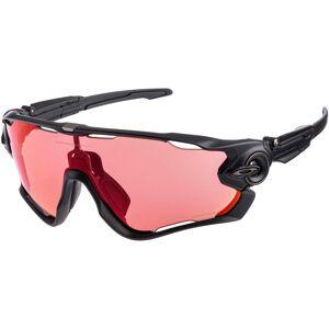Oakley Jawbraker Sportbrille MATTE BLACK with PRIZM TRAIL TORCH Einheitsgröße