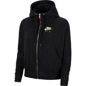 Nike NSW Air Sweatjacke Damen black-volt S