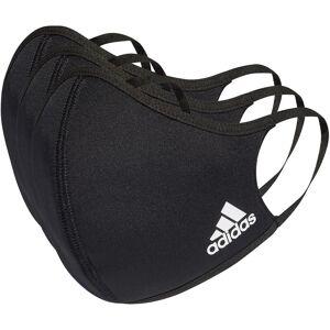 Adidas Gesichtsmaske black S