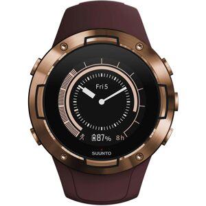 Suunto 5 Sportuhr burgundy copper Einheitsgröße