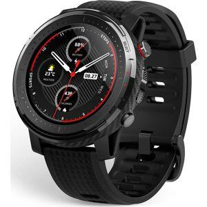 Amazfit Stratos 3 Sportuhr black Einheitsgröße