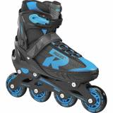 ROCES Jokey 2.0 Fitness Skates Jungen black-astro blue 30-33