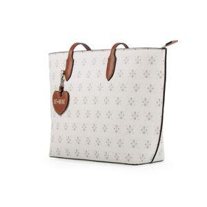 Be Mine Zooky Shopper #Fb1047 ecru logo