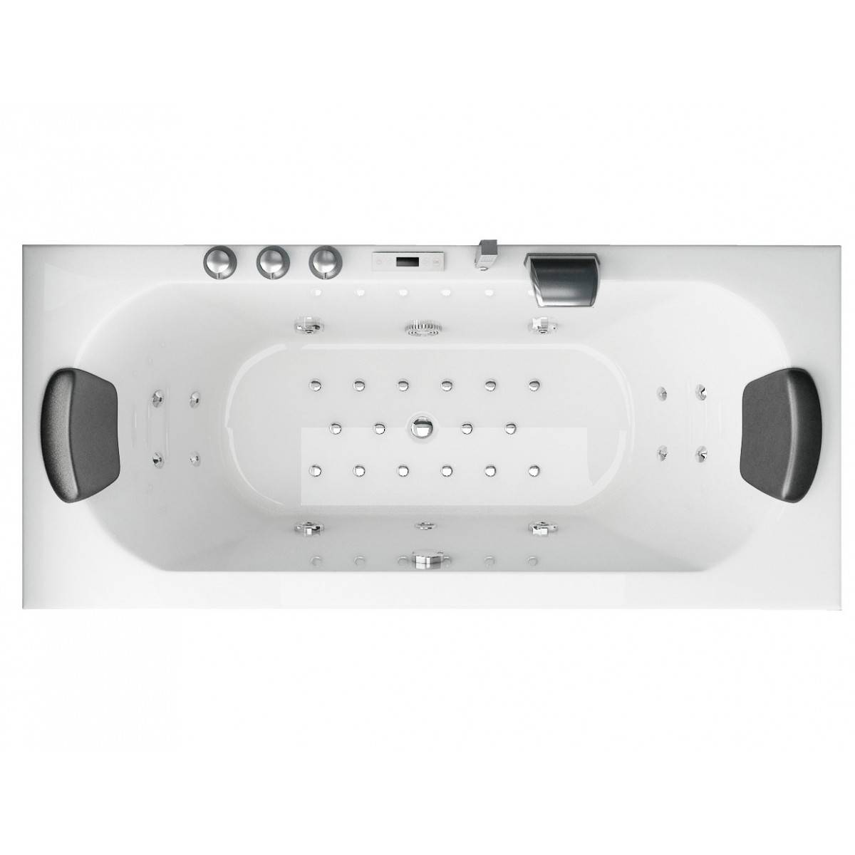 Spatec Whirlpools - Spatec Nova 150