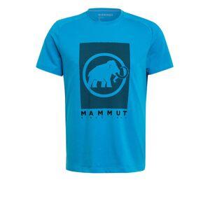 MAMMUT T-Shirt TROVAT blau