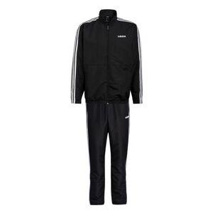 Adidas Traningsanzug schwarz