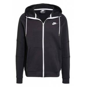 Nike Sweatjacke schwarz