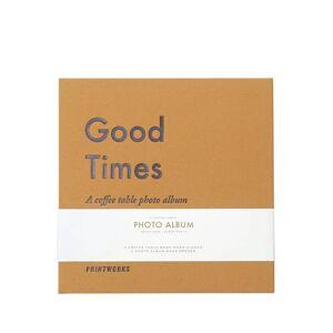 PRINTWORKS Fotoalbum GOOD TIMES gelb