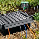 DRi®BOX DriBox, Kabelschutzbox 330, Verteilerbox outdoor, 41 x 33 x 14,5 cm, schwarz