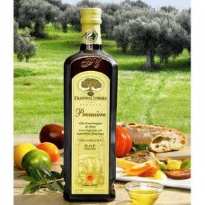 Frantoi Cutrera Primo D.O.P Monti Iblei, 750 ml, natives Olivenöl, kaltgepresst
