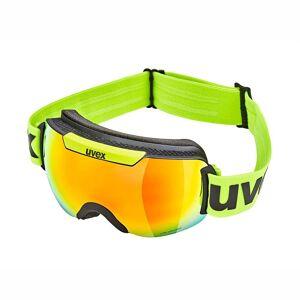 UvexSkibrilledownhill2000CV, orange/lime, one size