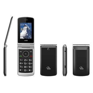 Switel Großtastenhandy M220 Classico, klappbar, mit Dual-SIM-Funktion