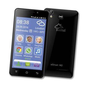 Switel Smartphone eSmart M2 mit 4G, 5 qHD Display, 8 MP Kamera und Dual SIM Funktion