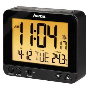 Hama Funkwecker RC 550 mit automatischer Hintergrundbeleuchtung