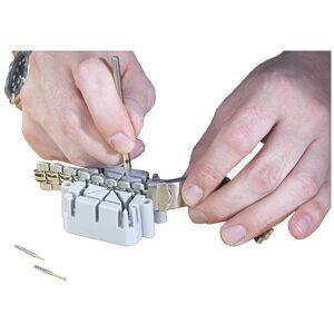 Westfalia Rollenbandkürzer mit Punzen 0,6/ 0,8/ 1,0 mm