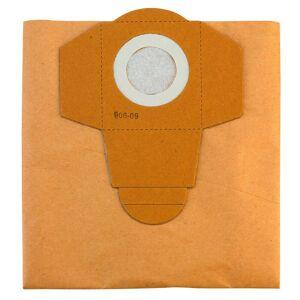 Einhell Schmutzfangsäcke für Nass-/ Trockensauger, 20 l, 5 Stück