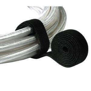 Hama Klettband 1 m schwarz/ 19 mm breit ( Kabelbinder )