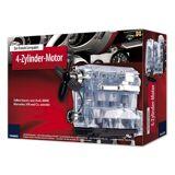 Franzis-Verlag Lernpaket  4-Zylinder-Motor  mit komplettem Bausatz
