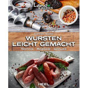 HEEL Verlag Wursten leicht gemacht - Technik, Rezepte, Genuss