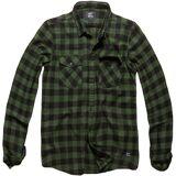 Vintage Industries Harley Shirt XL Grün