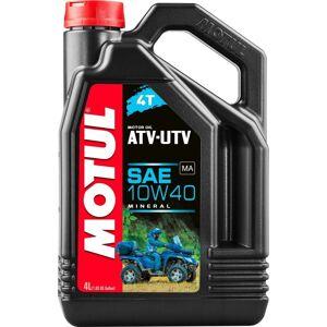 MOTUL ATV-UTV 4T 10W40 Motorenöl 4 Liter