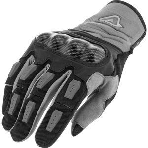 Acerbis Carbon G 3.0 Motocross Handschuhe XL Schwarz Grau