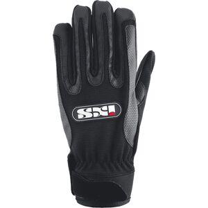 IXS Mechanic II Arbeits-Handschuhe Schwarz Grau L