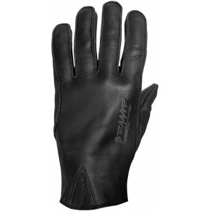John Doe Ironhead Leder Handschuhe 3XL Schwarz