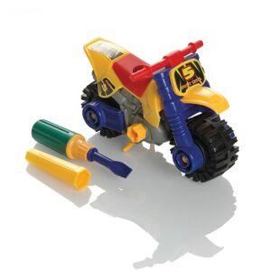 Booster Motorrad Bausatz mit Werkzeug