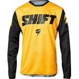 Shift WHIT3 Ninety Seven Jugend Jersey Gelb L