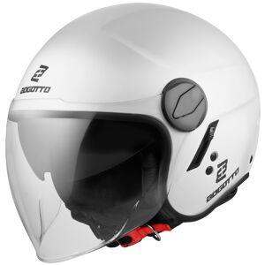 Bogotto V595-1 Jethelm Weiss XL