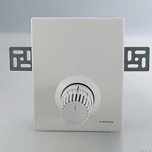 Oventrop Einzelraumregelung Unibox plus 1022637 mit Thermostat Uni LH/RTLH, weiss