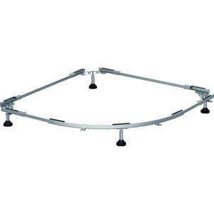 Bette Fuss-System B523145 80x100cm /100x80cm, für BetteFloor Corner