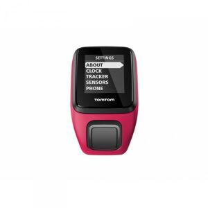 TomTom Runner 3 Cardio + Music Größe S (121-175 mm) Dunkles Pink/Orange