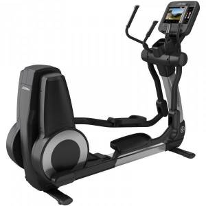 Life Fitness Crosstrainer Platinum Club Series Discover SE3HD Artic Silver