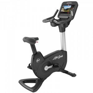 Life Fitness Ergometer Platinum Club Series Discover SE3HD Artic Silver