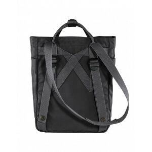 Fjällräven Kanken vielseitiger Rucksack, schwarz