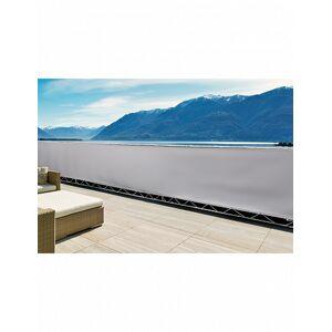 VEDIA Balkon-Sichtschutz aus PE-Segelstoff