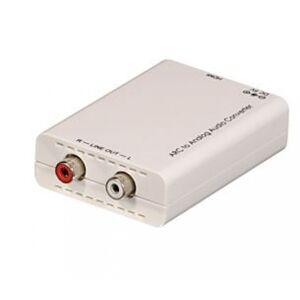 Lindy 38092 - HDMI ARC Audio Converter Analog Stereo RCA
