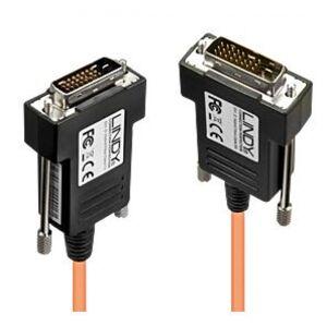 Lindy 38379 - DVI Hybridkabel, bis 1920x1200, 150m DVI-D St/St opt.