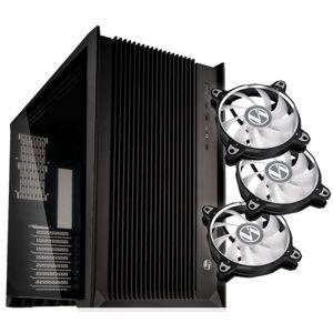 Lian-Li PC-O11 Air RGB Midi-Tower Tempered Glass - schwarz